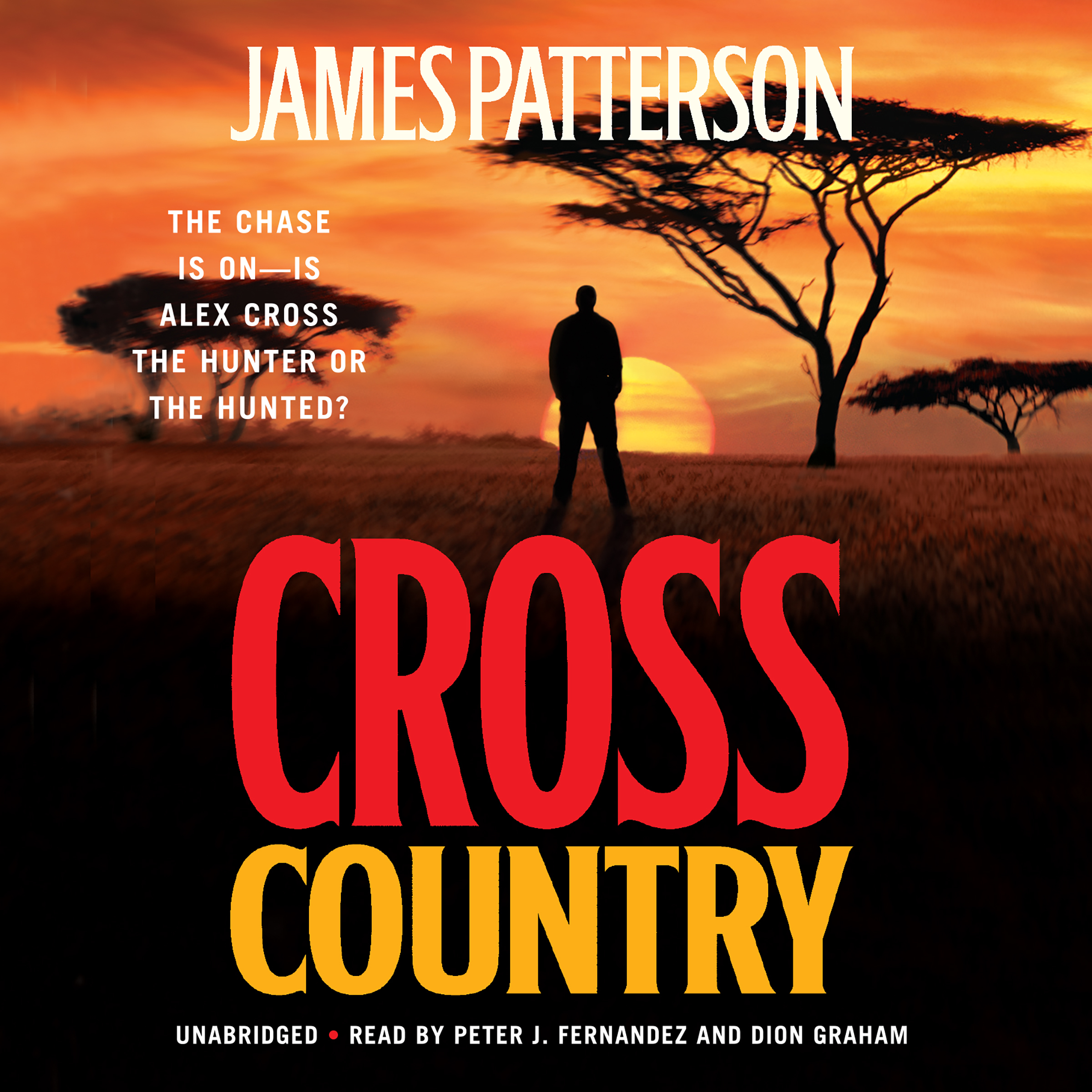 Printable Cross Country Audiobook Cover Art
