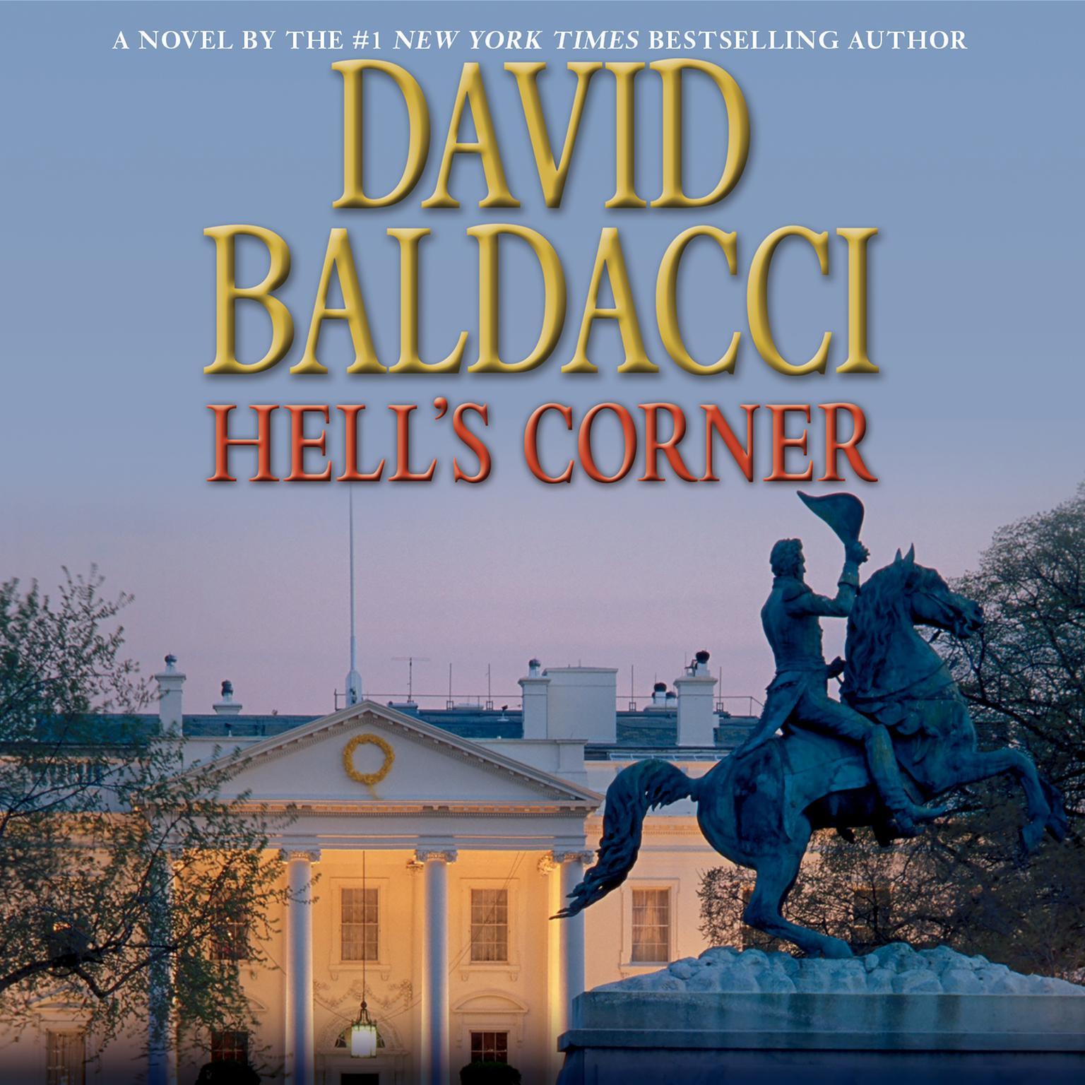 Hells Corner Audiobook, by David Baldacci