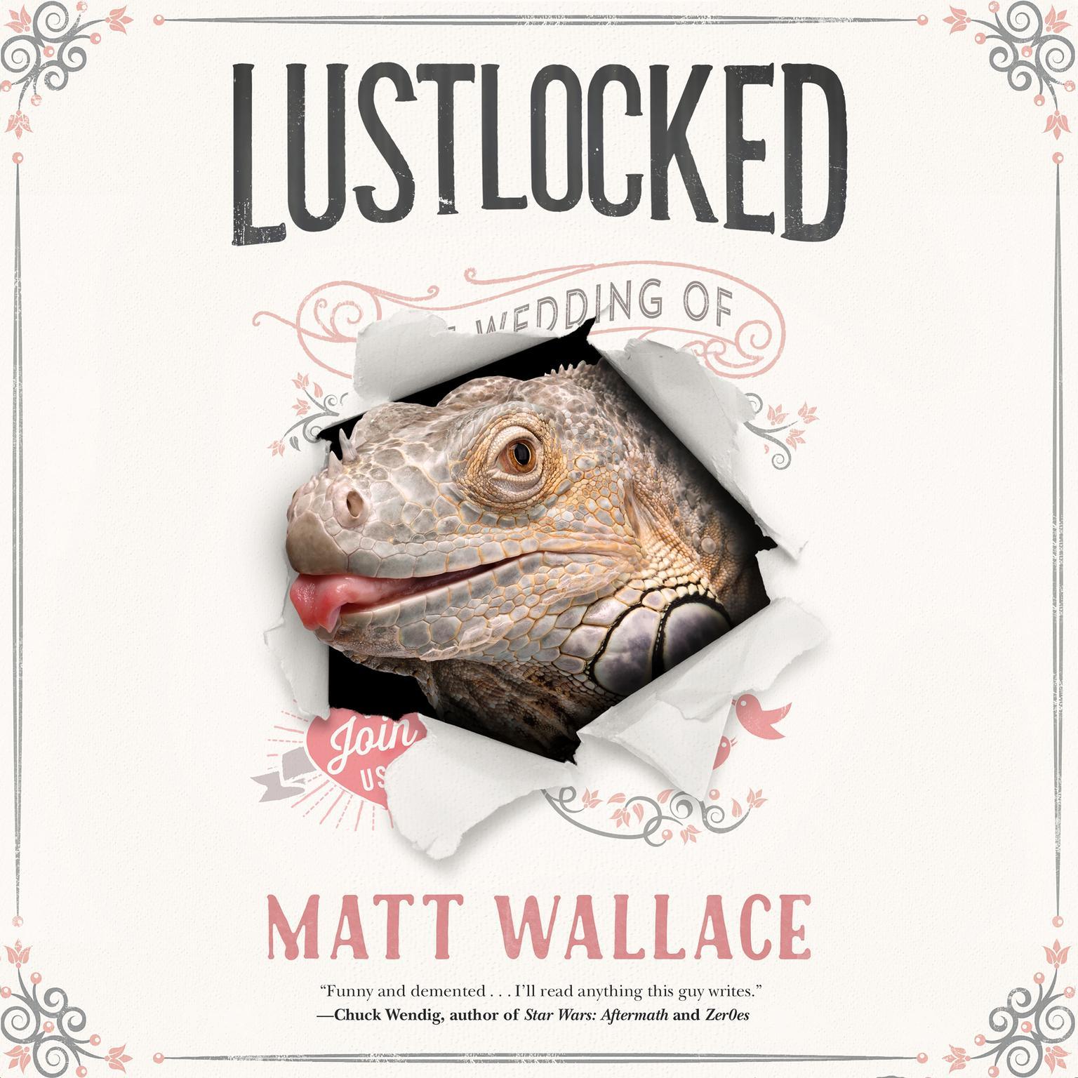 Printable Lustlocked: A Sin du Jour Affair Audiobook Cover Art