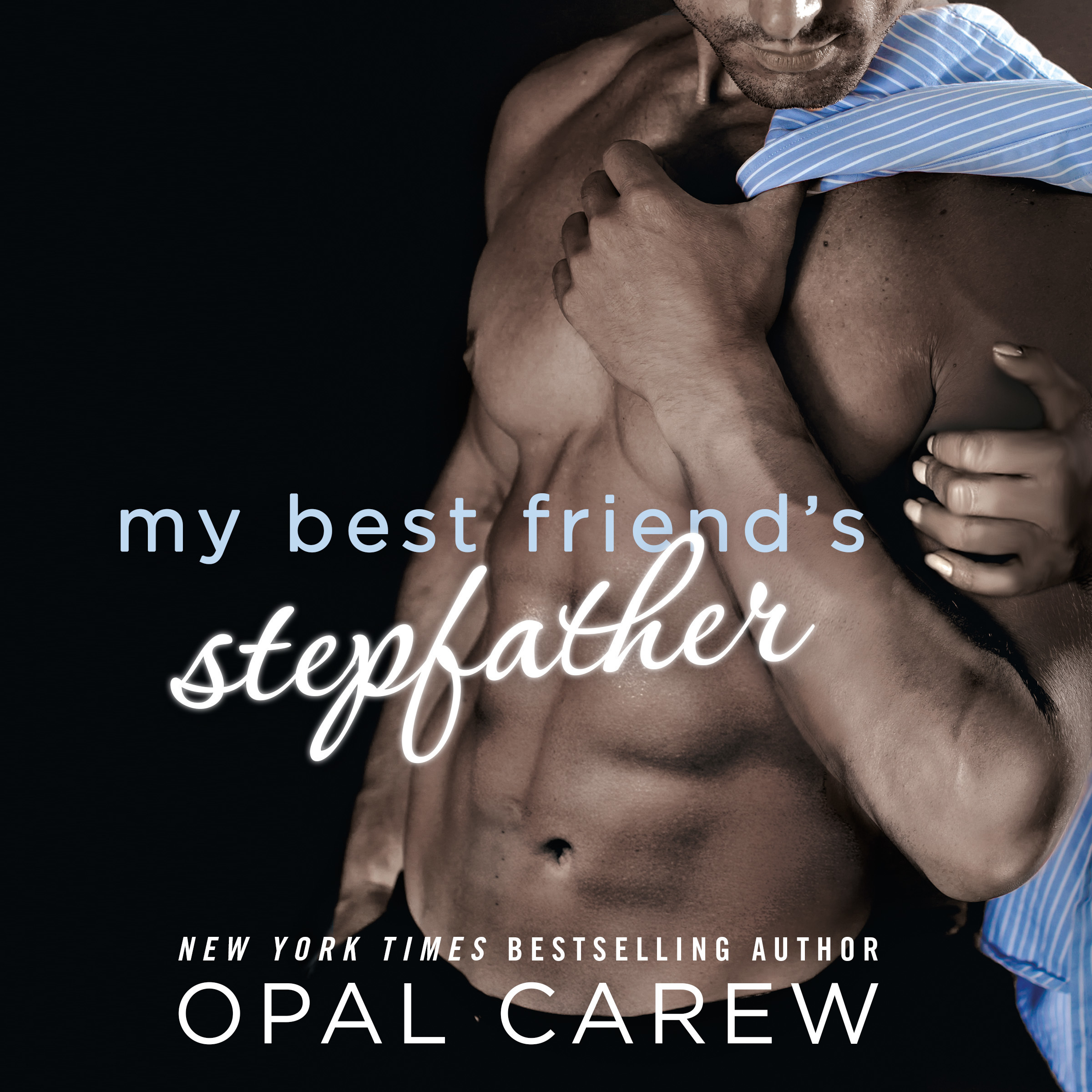 Printable My Best Friend's Stepfather Audiobook Cover Art