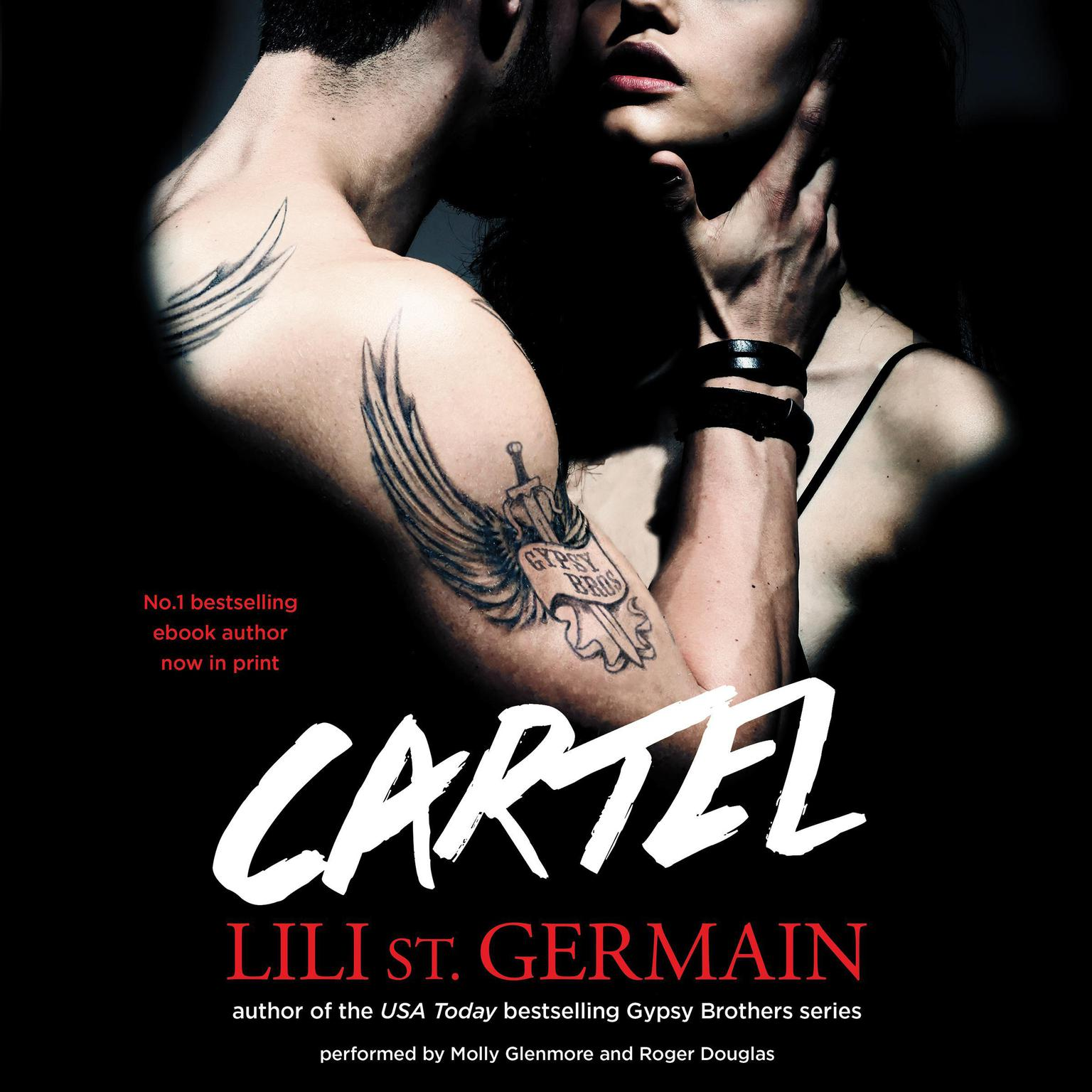Printable Cartel: Book 1 Audiobook Cover Art