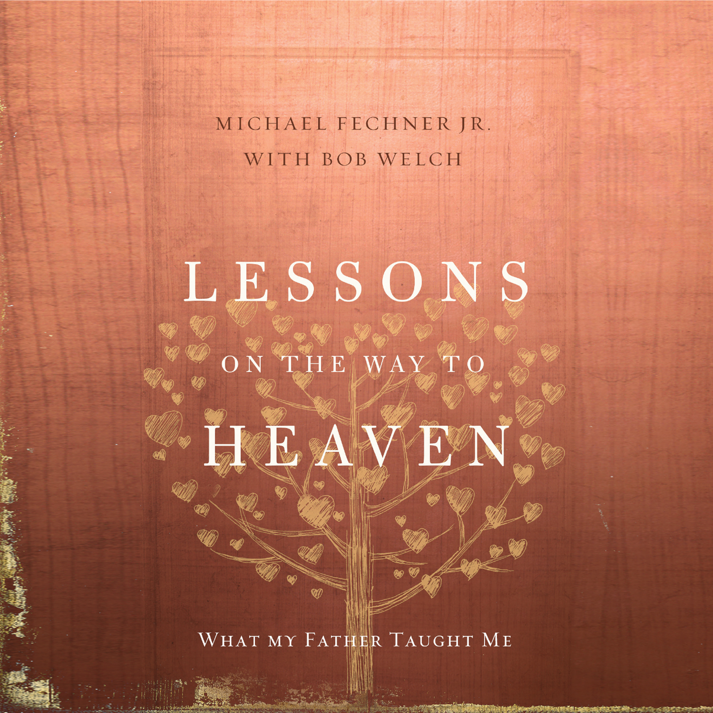 Printable Lessons on the Way to Heaven: What My Father Taught Me Audiobook Cover Art