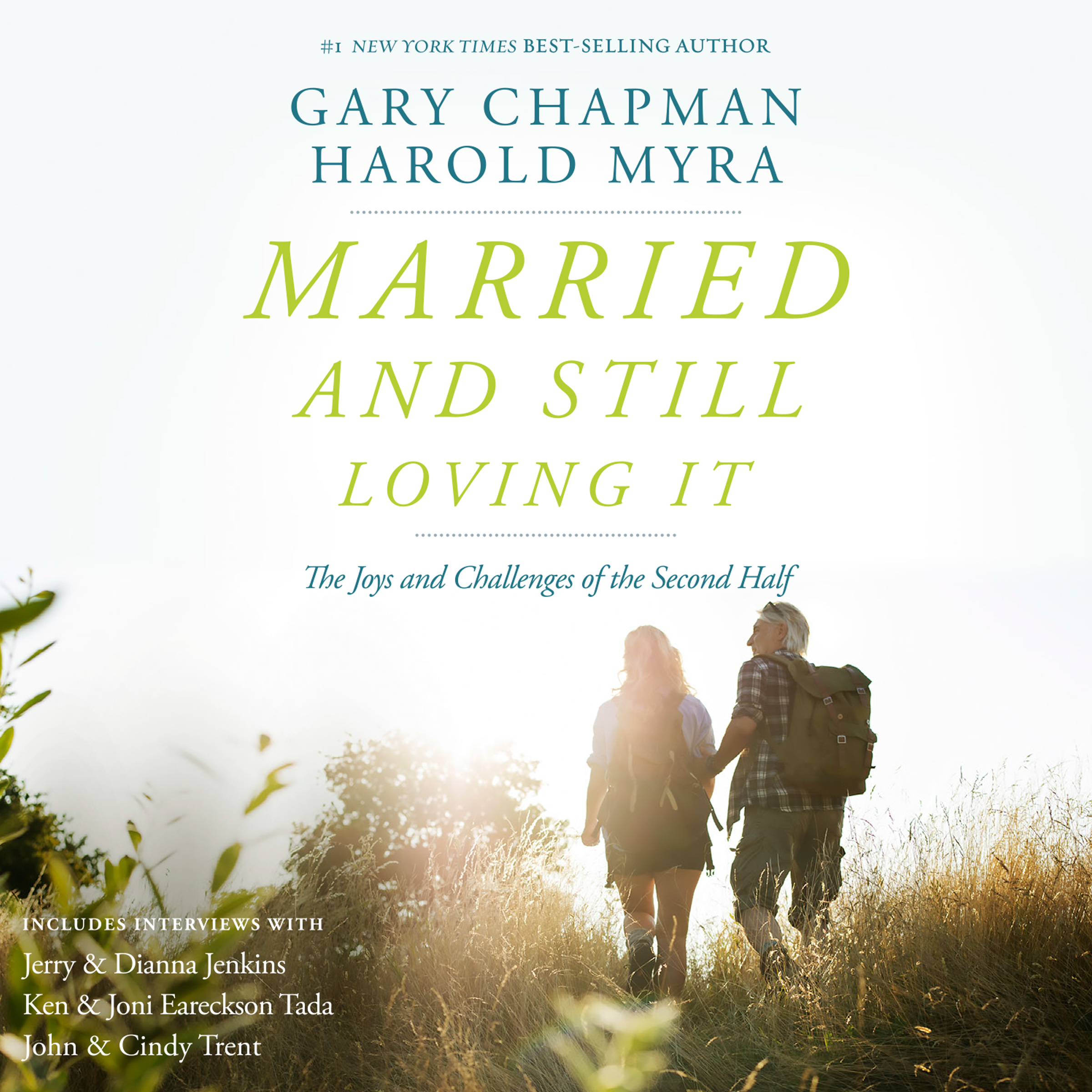 Printable Married and Still Loving It: The Joys and Challenges of the Second Half Audiobook Cover Art