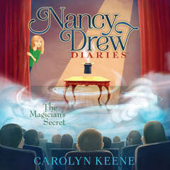 The Magicians Secret Audiobook, by Carolyn Keene