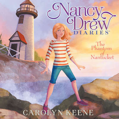 The Phantom of Nantucket Audiobook, by Carolyn Keene