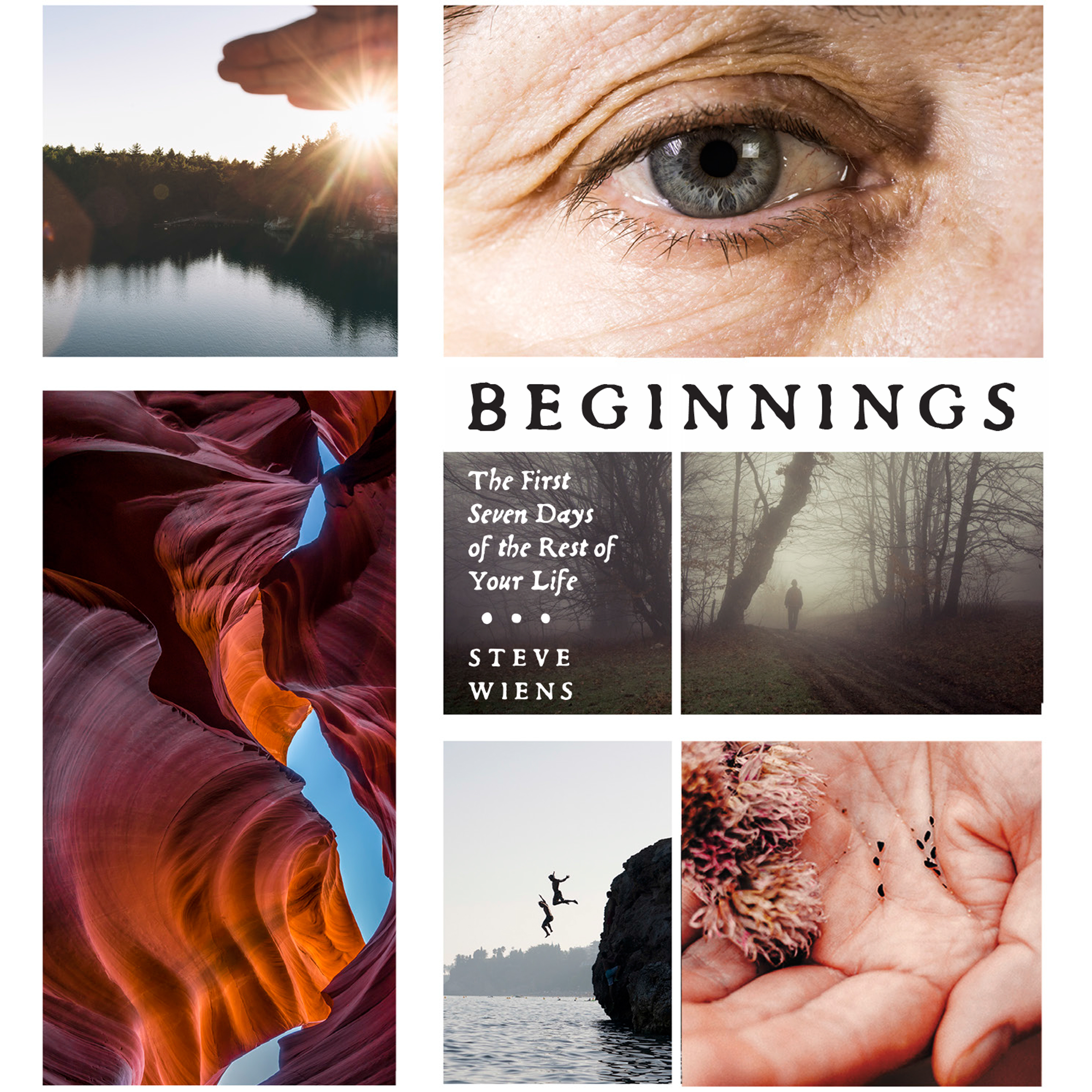 Printable Beginnings: The First Seven Days of the Rest of Your Life Audiobook Cover Art