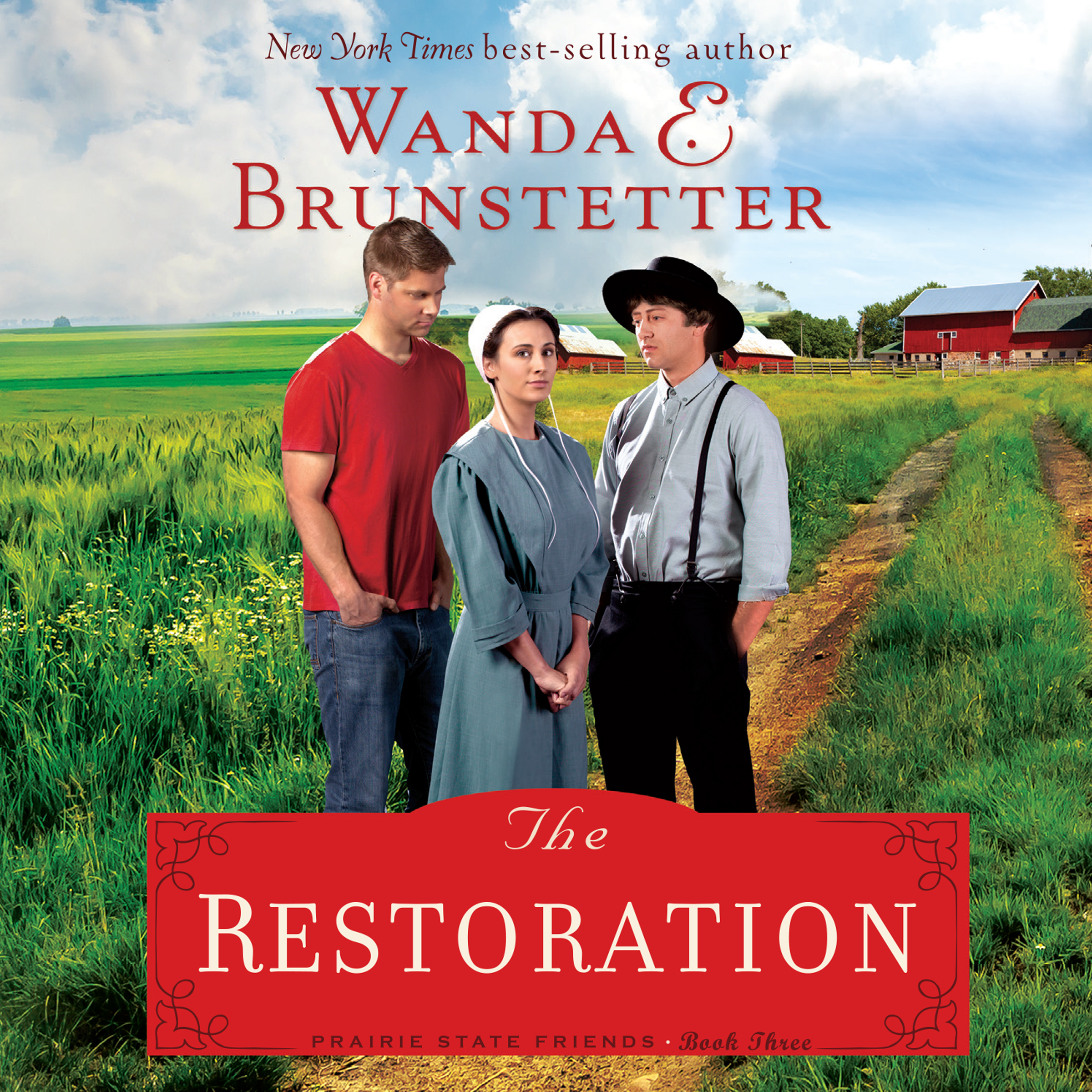 Printable The Restoration Audiobook Cover Art