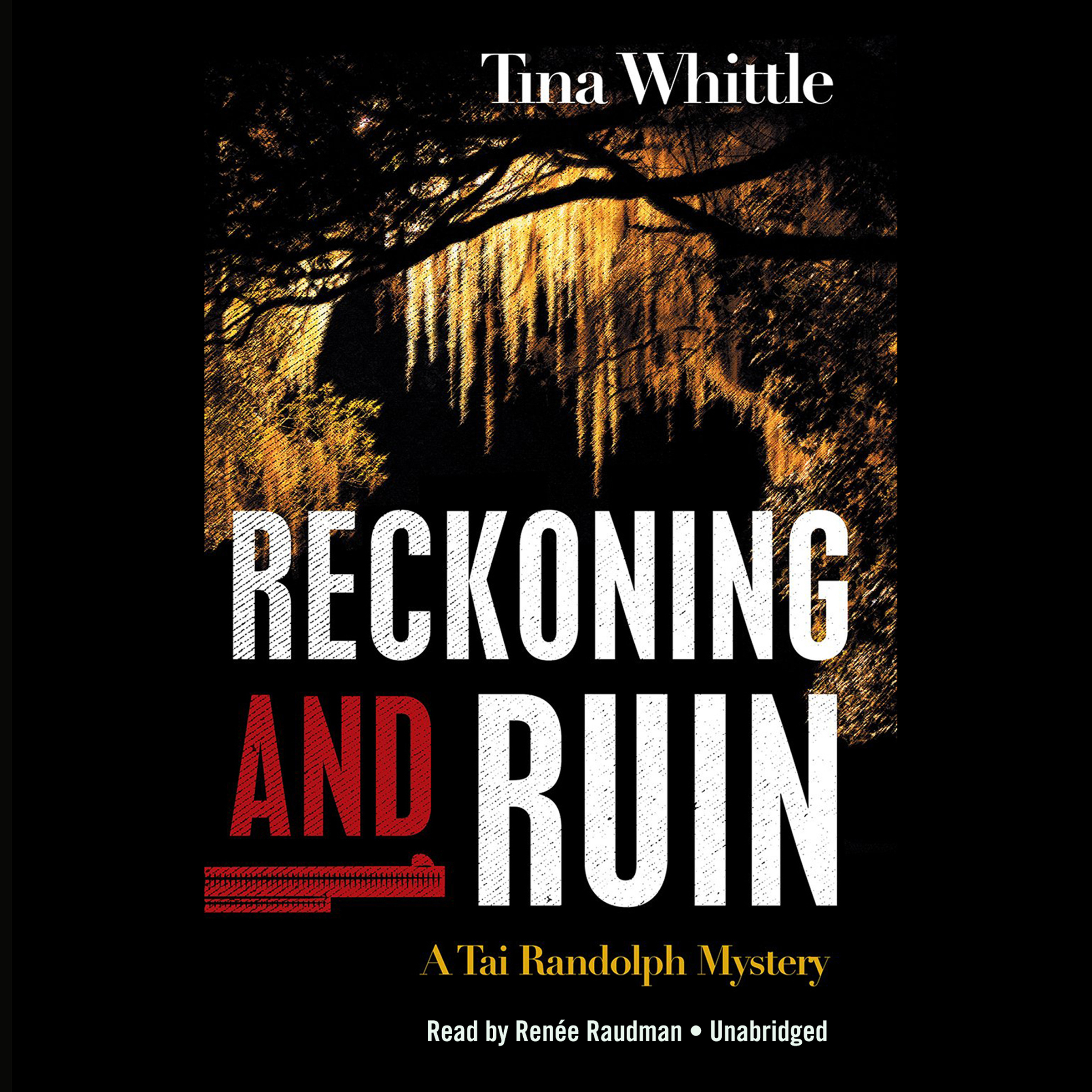 Printable Reckoning and Ruin: A Tai Randolph Mystery Audiobook Cover Art