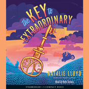 The Key to Extraordinary Audiobook, by Natalie Lloyd