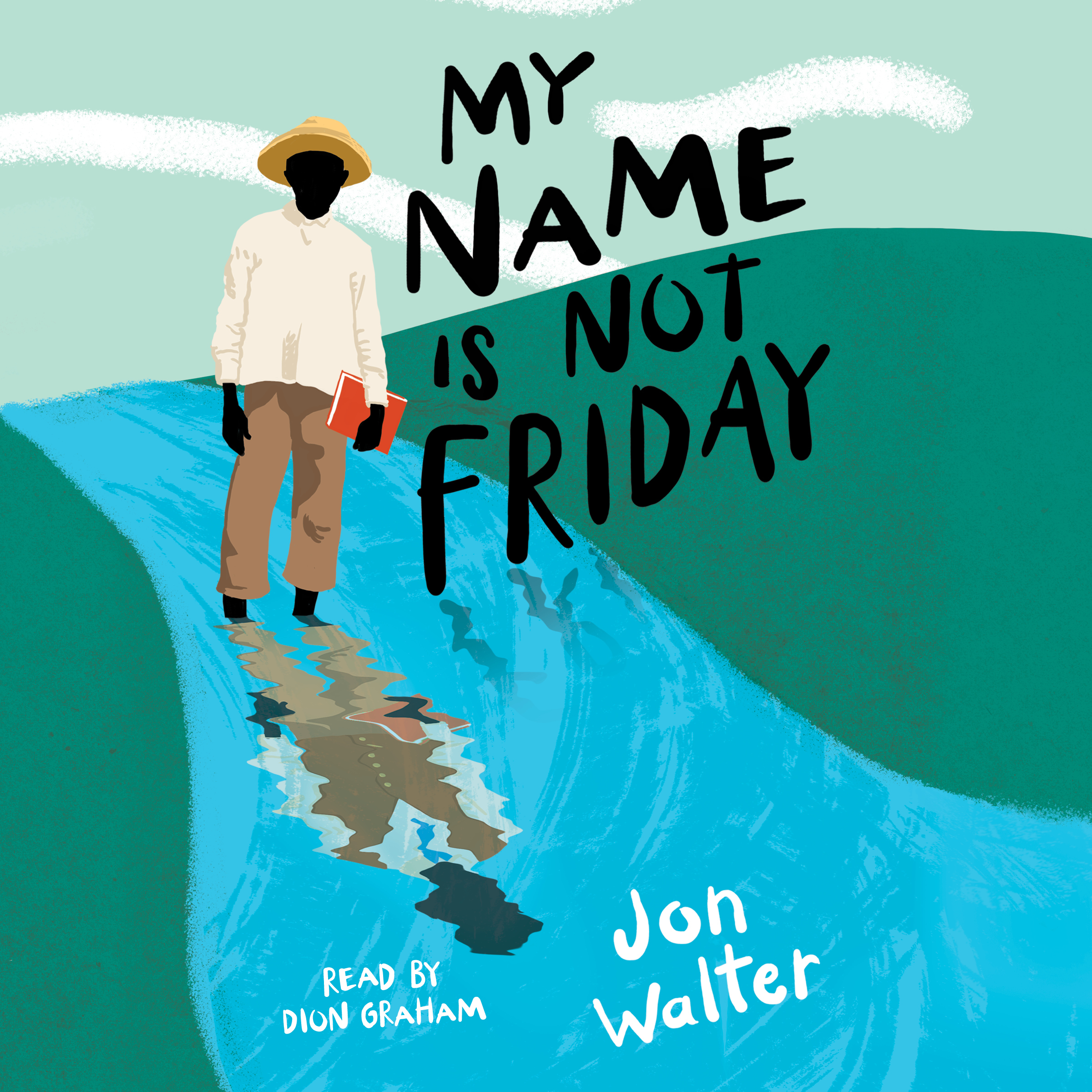 Printable My Name Is Not Friday Audiobook Cover Art