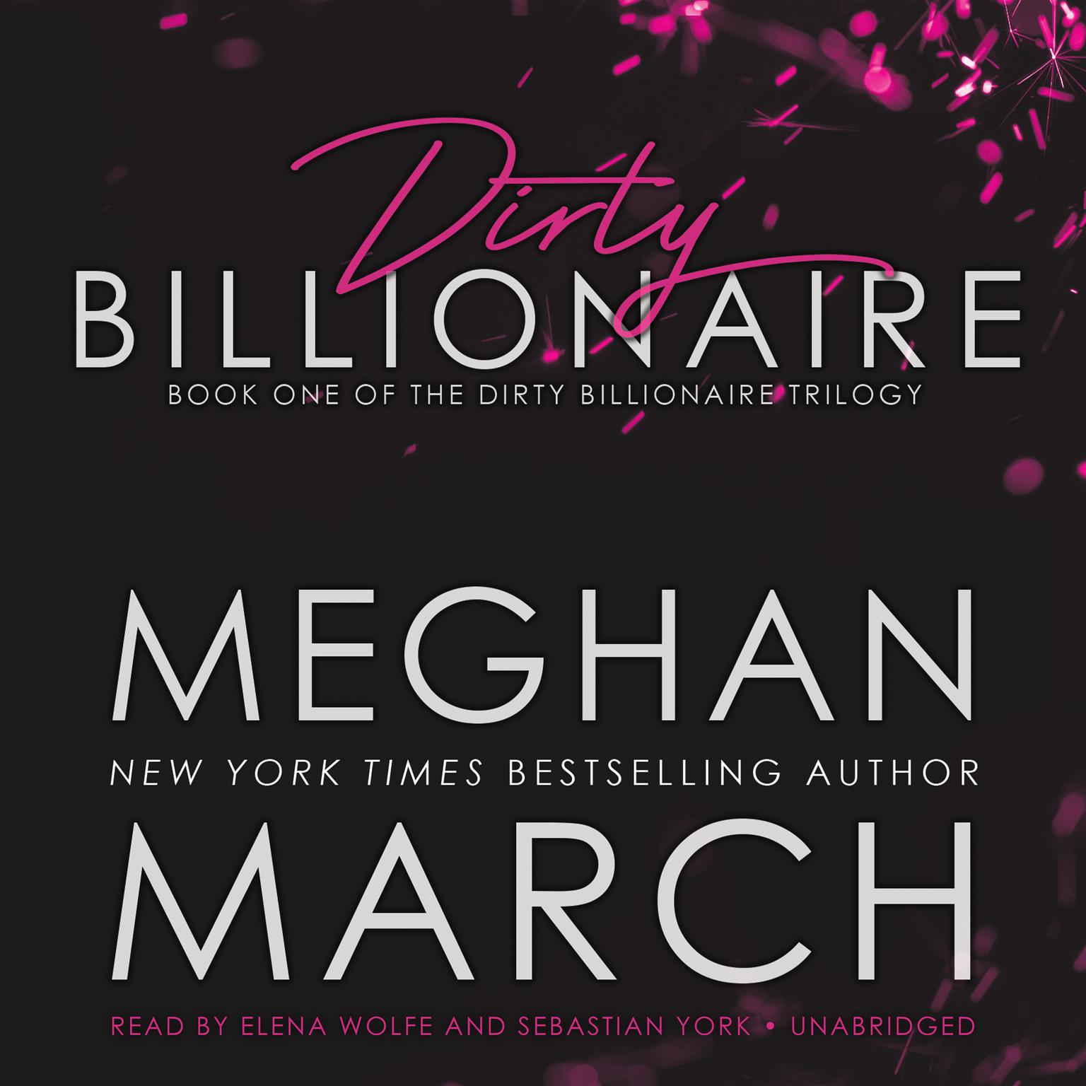 Printable Dirty Billionaire Audiobook Cover Art
