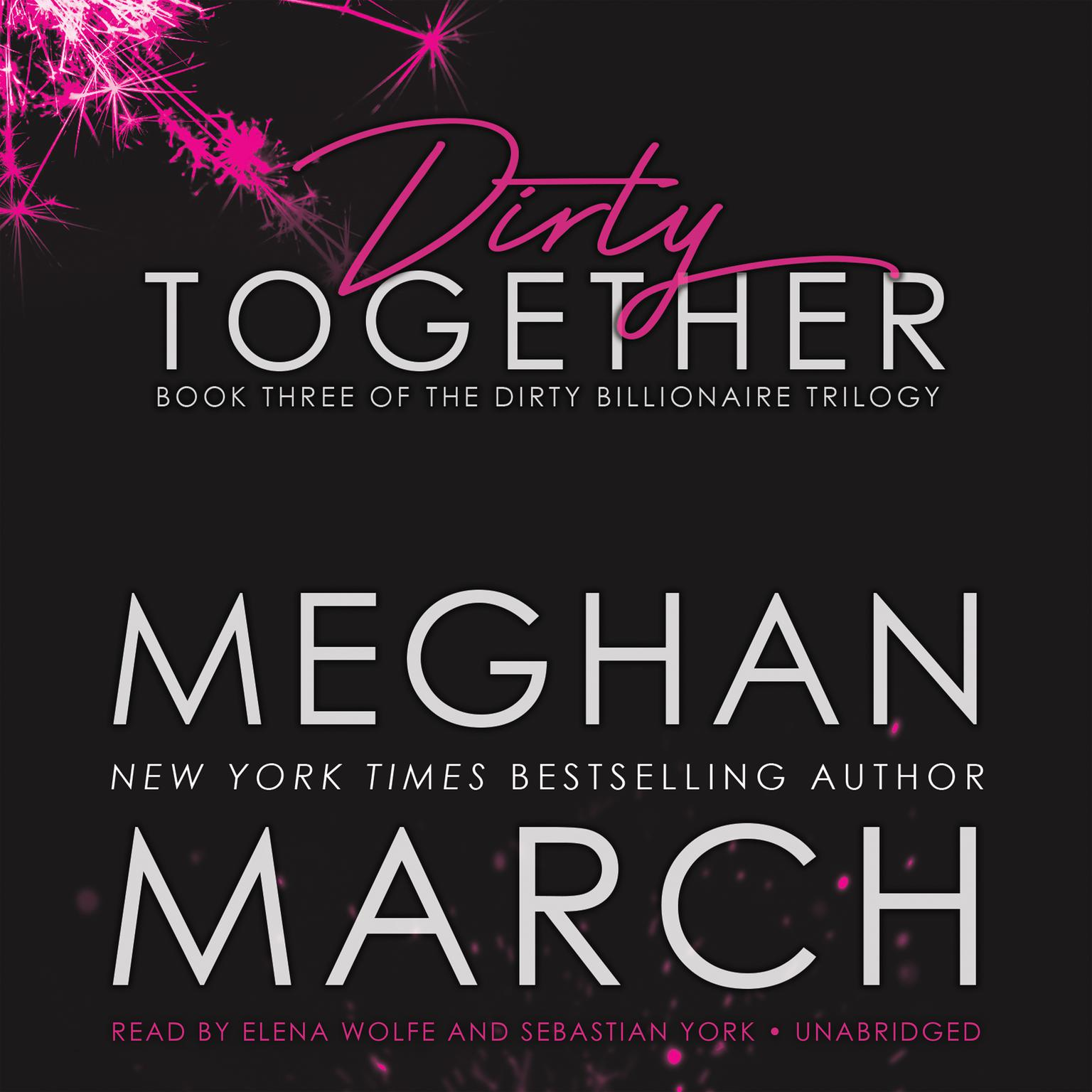 Printable Dirty Together Audiobook Cover Art