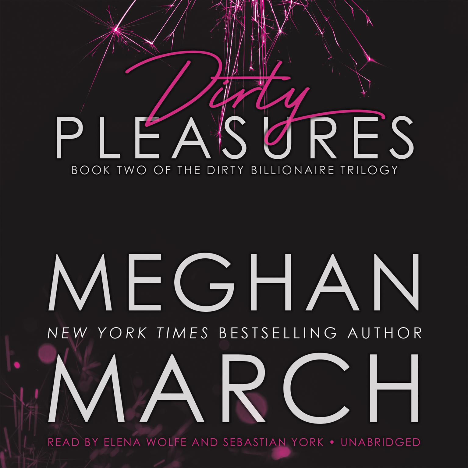 Printable Dirty Pleasures Audiobook Cover Art