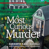 A Most Curious Murder: A Little Library Mystery Audiobook, by Elizabeth Kane Buzzelli