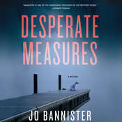Desperate Measures Audiobook, by Jo Bannister
