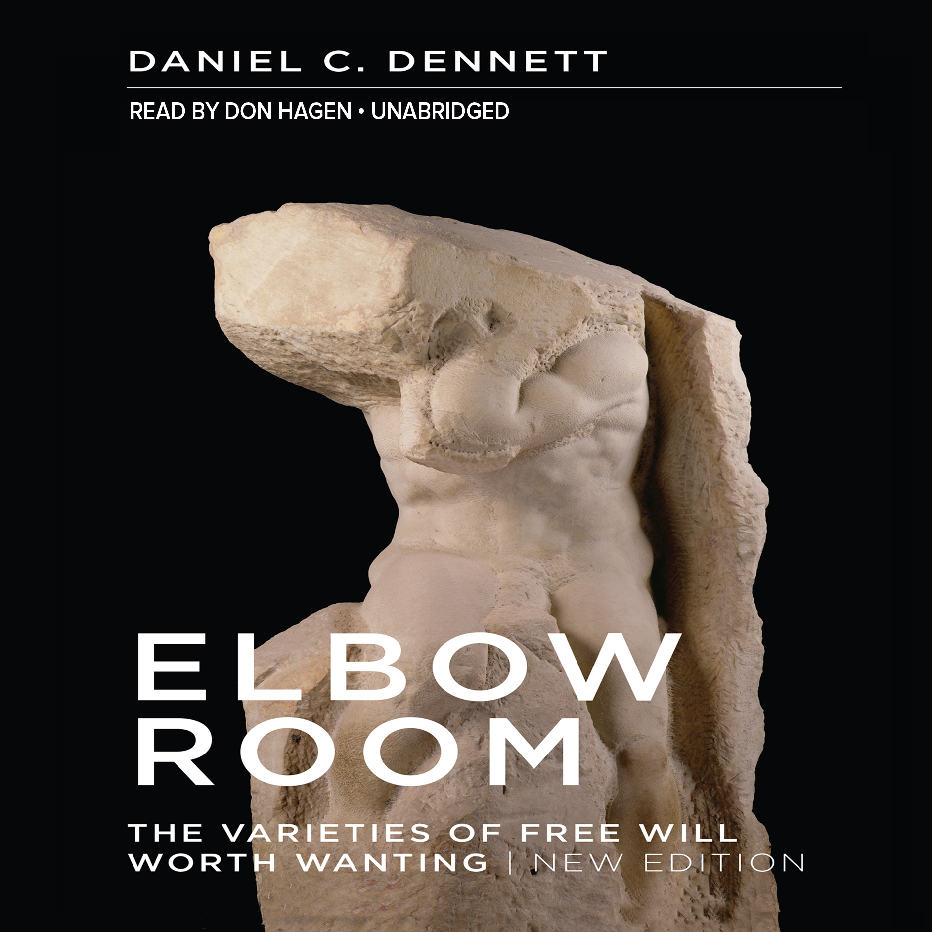 Printable Elbow Room: The Varieties of Free Will Worth Wanting Audiobook Cover Art