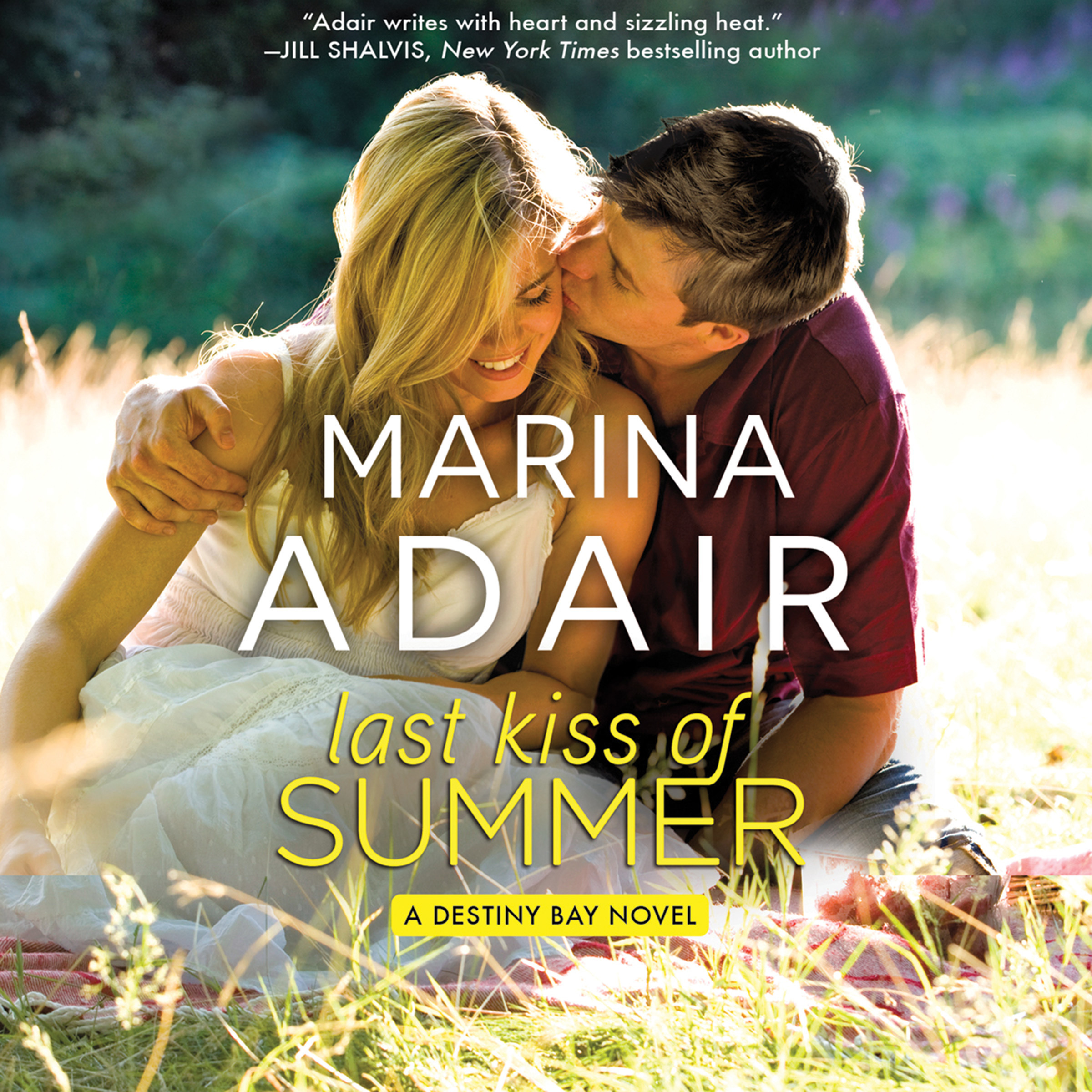 Printable Last Kiss of Summer (Forever Special Release Edition) Audiobook Cover Art