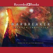 Warbreaker Audiobook, by Brandon Sanderson