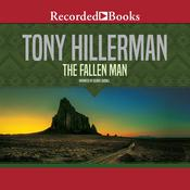 The Fallen Man Audiobook, by Tony Hillerman