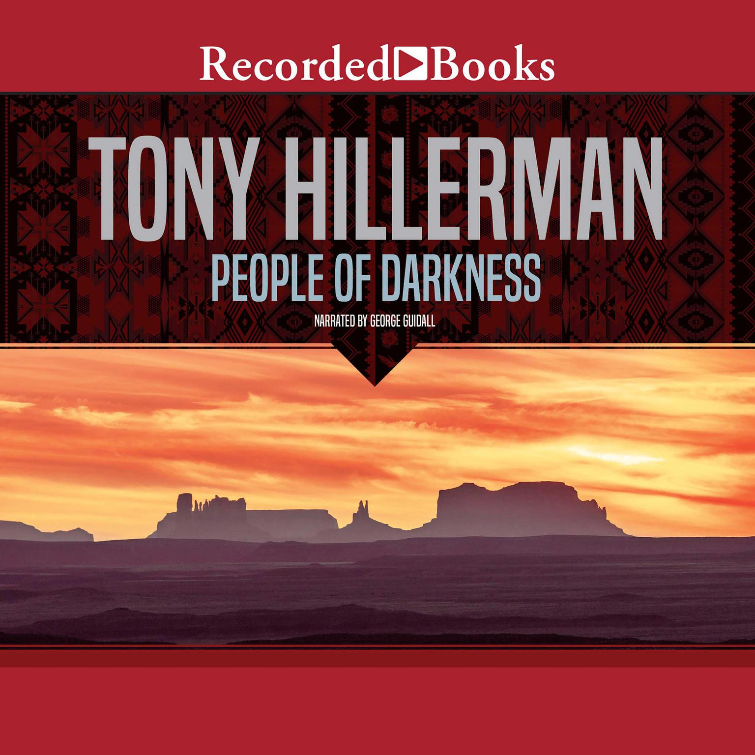 Printable People of Darkness Audiobook Cover Art
