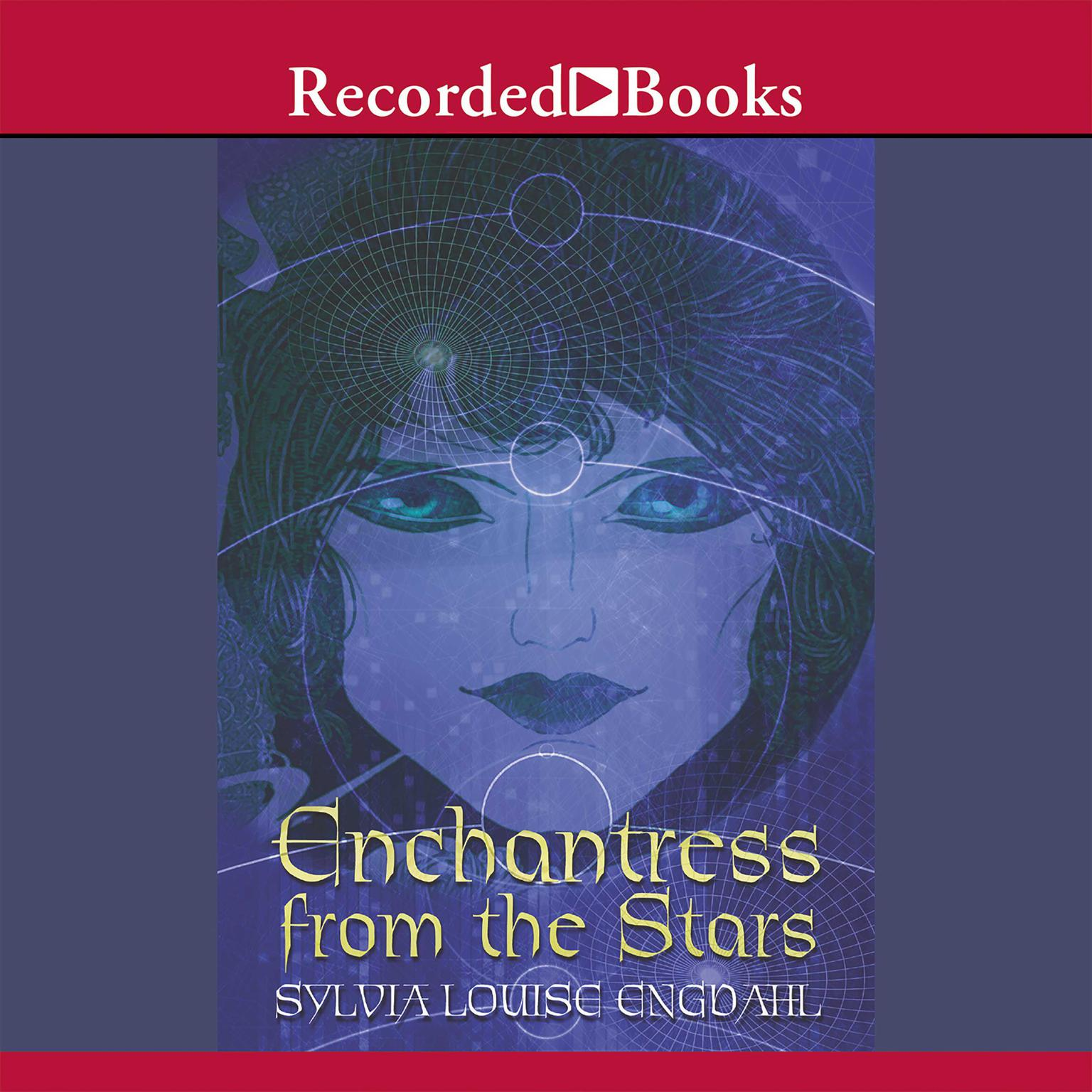 Printable Enchantress from the Stars Audiobook Cover Art