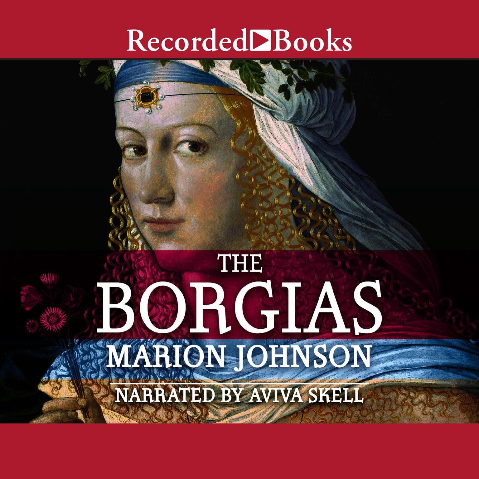Printable The Borgias Audiobook Cover Art