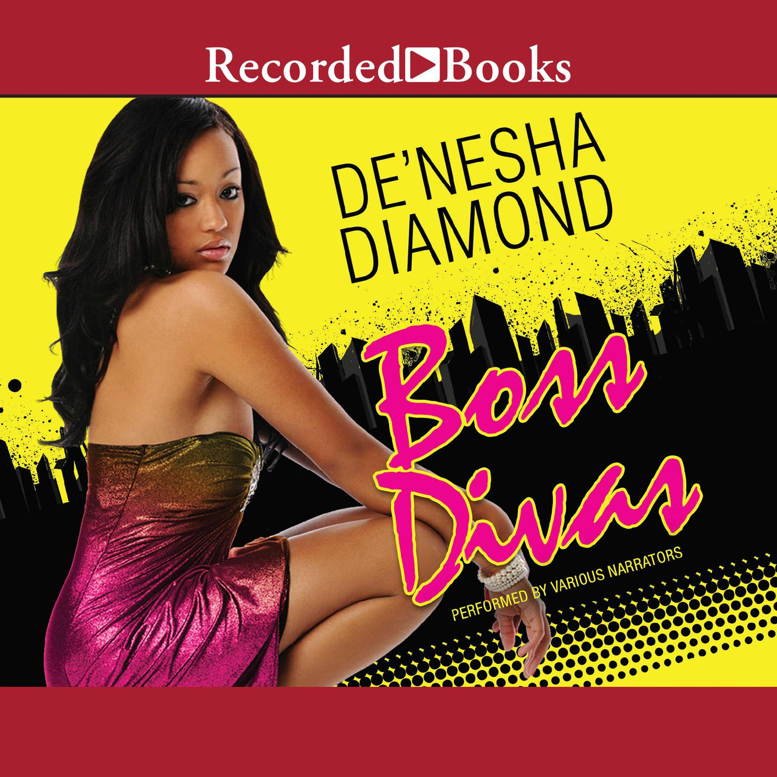 Printable Boss Divas Audiobook Cover Art