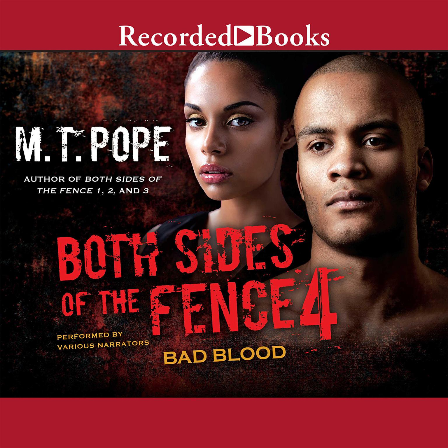 Printable Both Sides of the Fence 4: Bad Blood Audiobook Cover Art