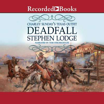 Deadfall Audiobook, by Stephen Lodge