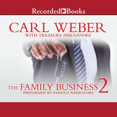 The Family Business 2 Audiobook, by Carl Weber