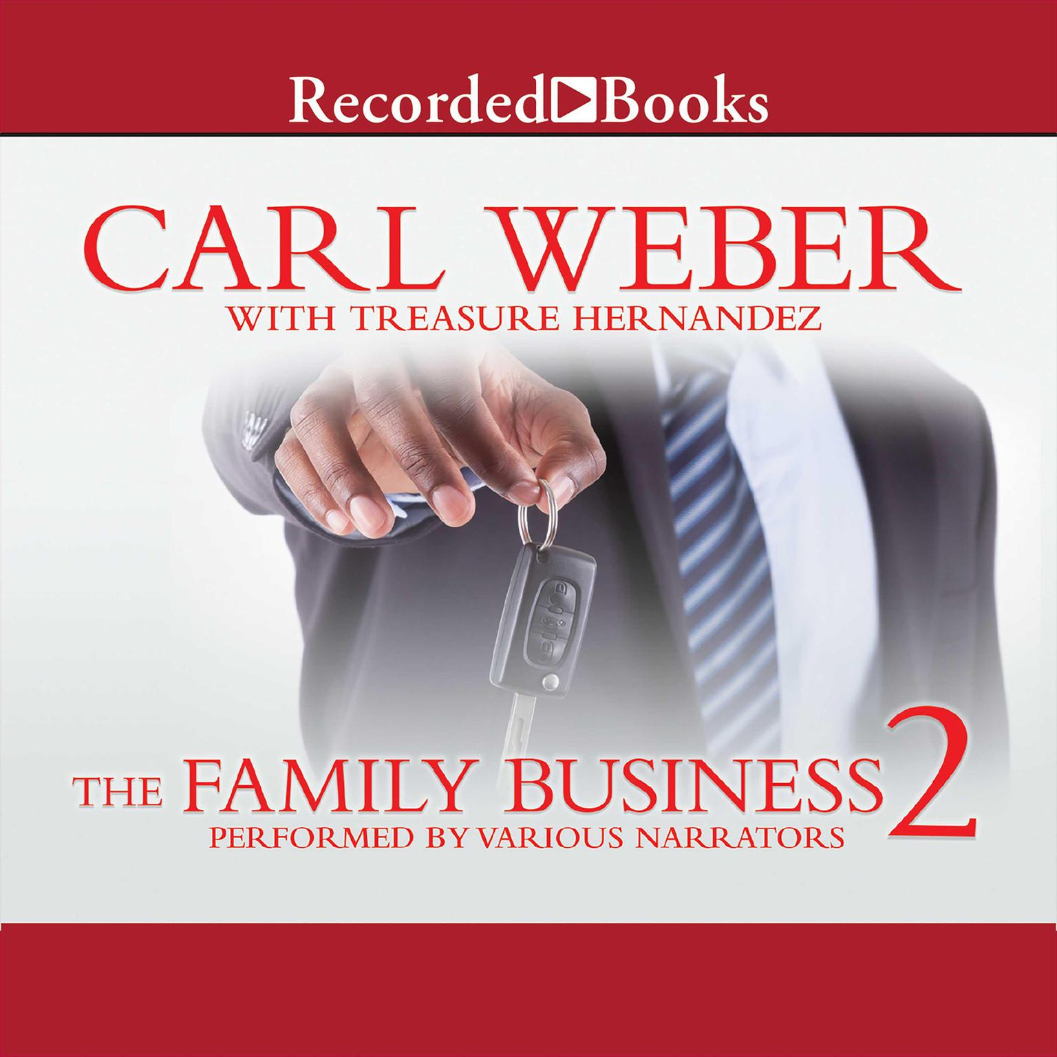 Printable The Family Business 2 Audiobook Cover Art