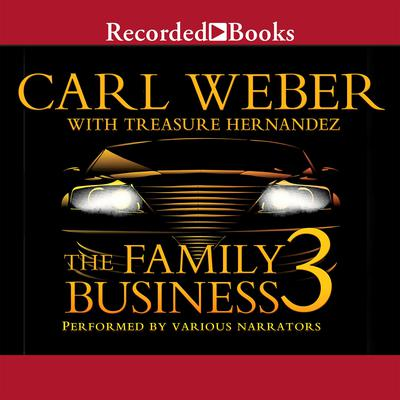 The Family Business 3 Audiobook, by Carl Weber