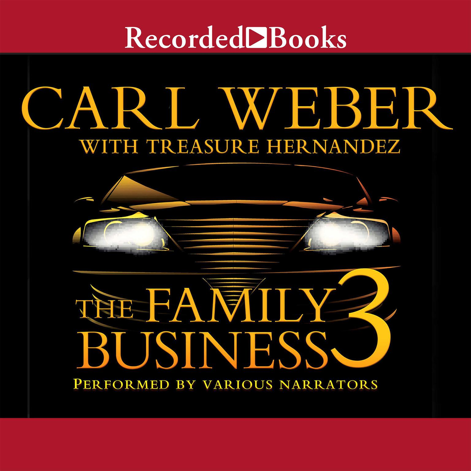 Printable The Family Business 3 Audiobook Cover Art
