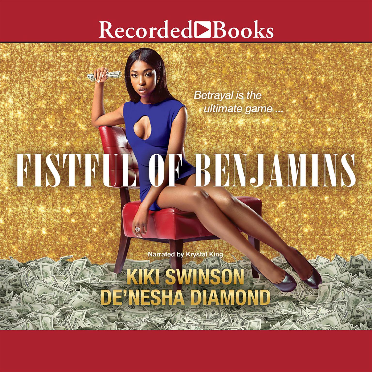 Printable Fistful of Benjamins Audiobook Cover Art