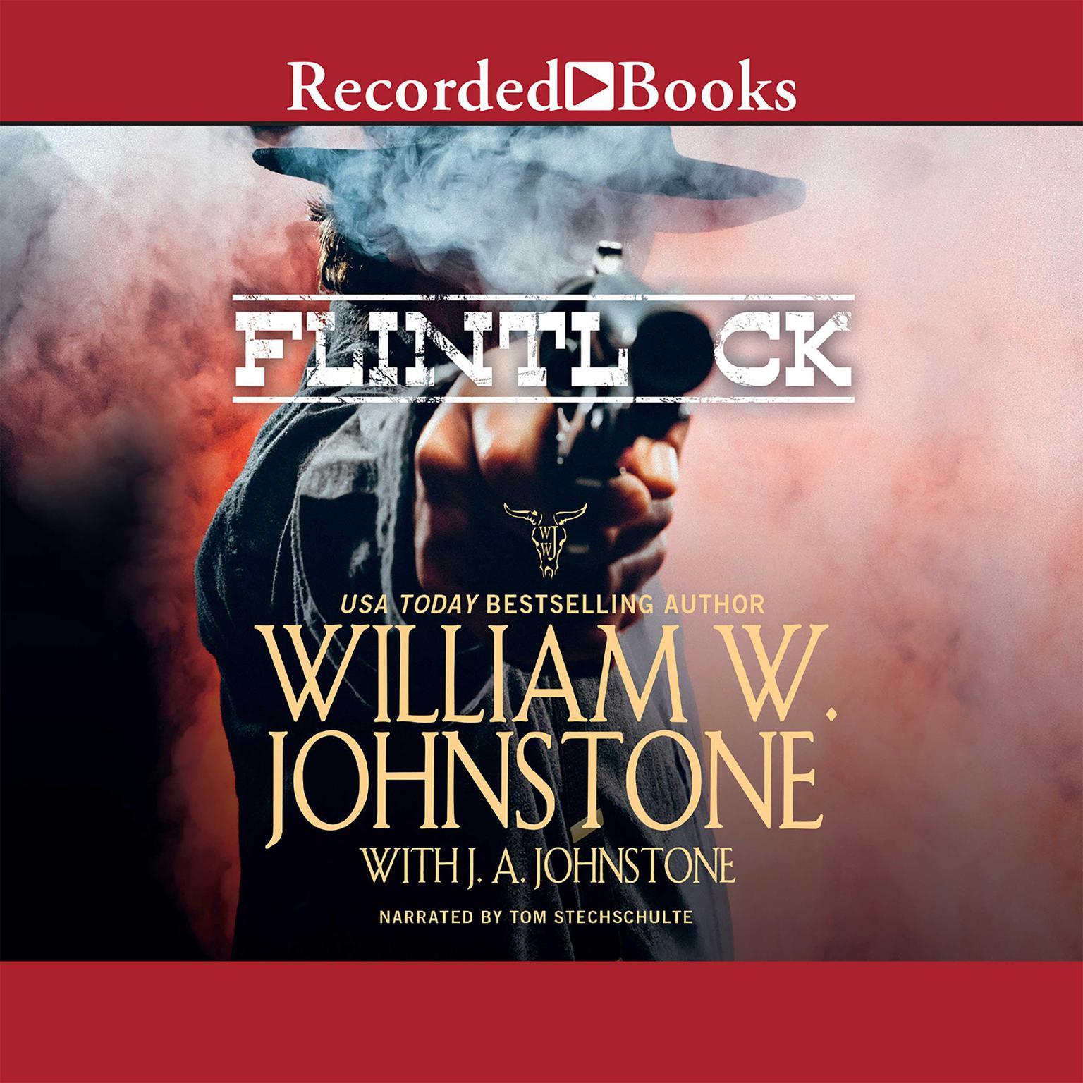 Printable Flintlock Audiobook Cover Art