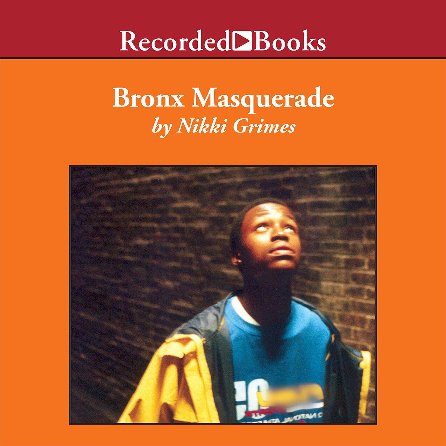 Printable Bronx Masquerade Audiobook Cover Art