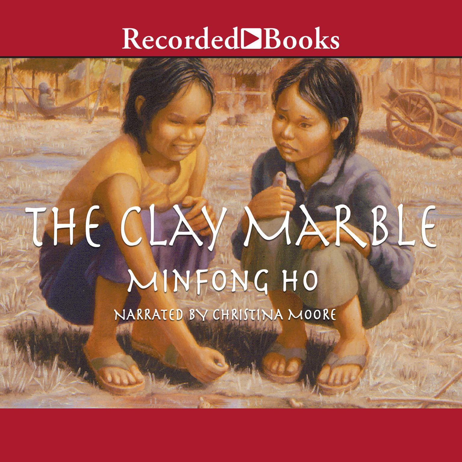 Printable The Clay Marble Audiobook Cover Art