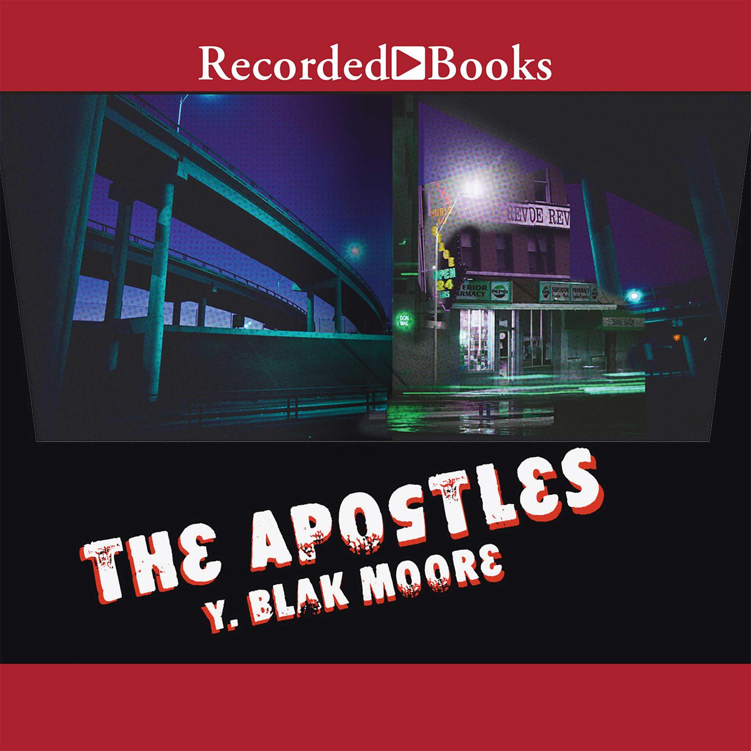 Printable The Apostles Audiobook Cover Art