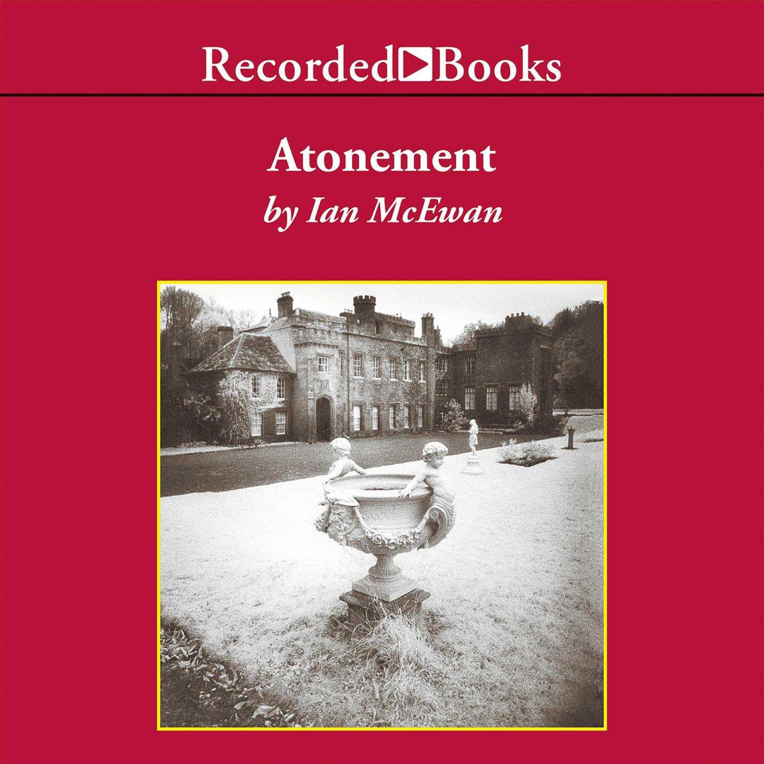 Printable Atonement: A Novel Audiobook Cover Art