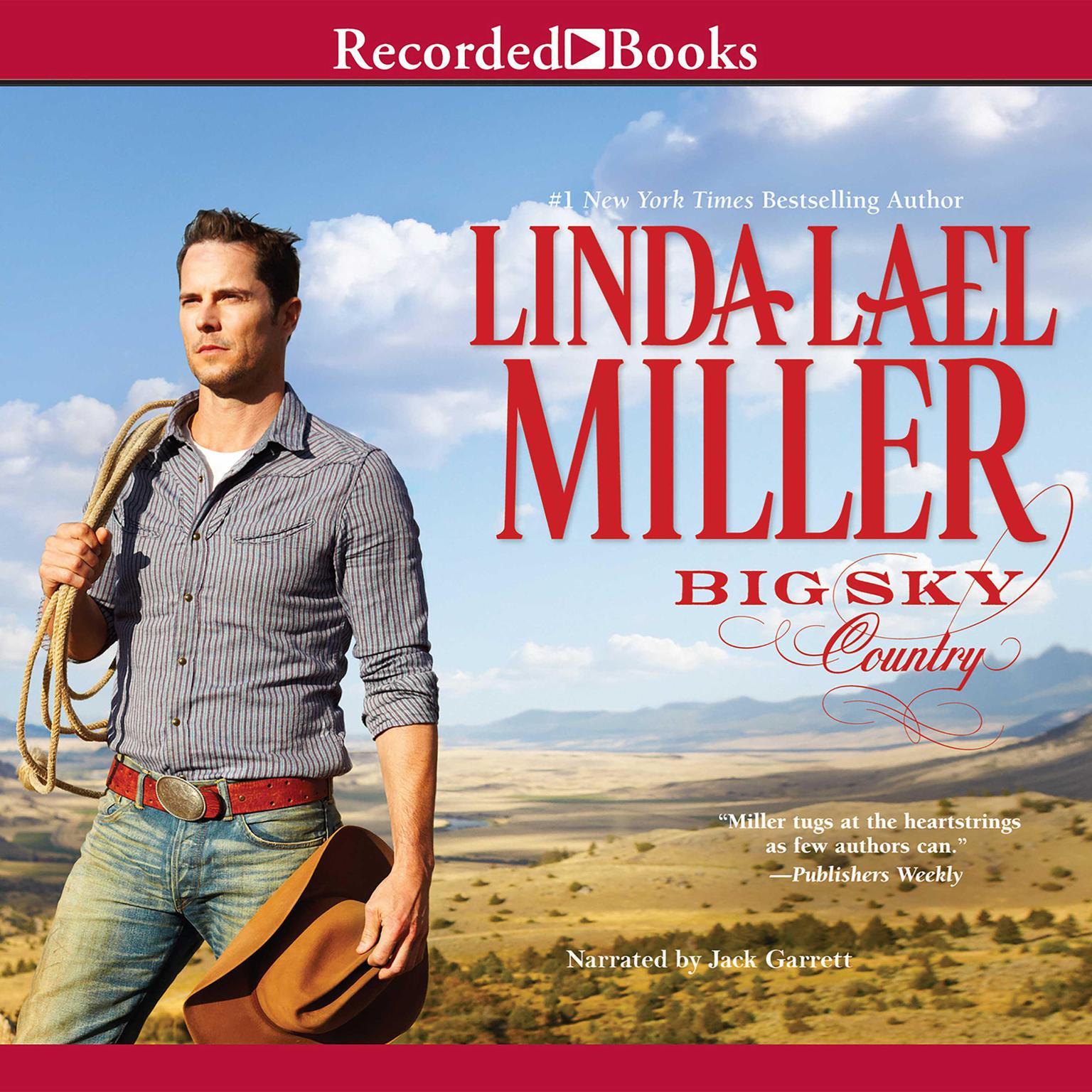 Printable Big Sky Country Audiobook Cover Art