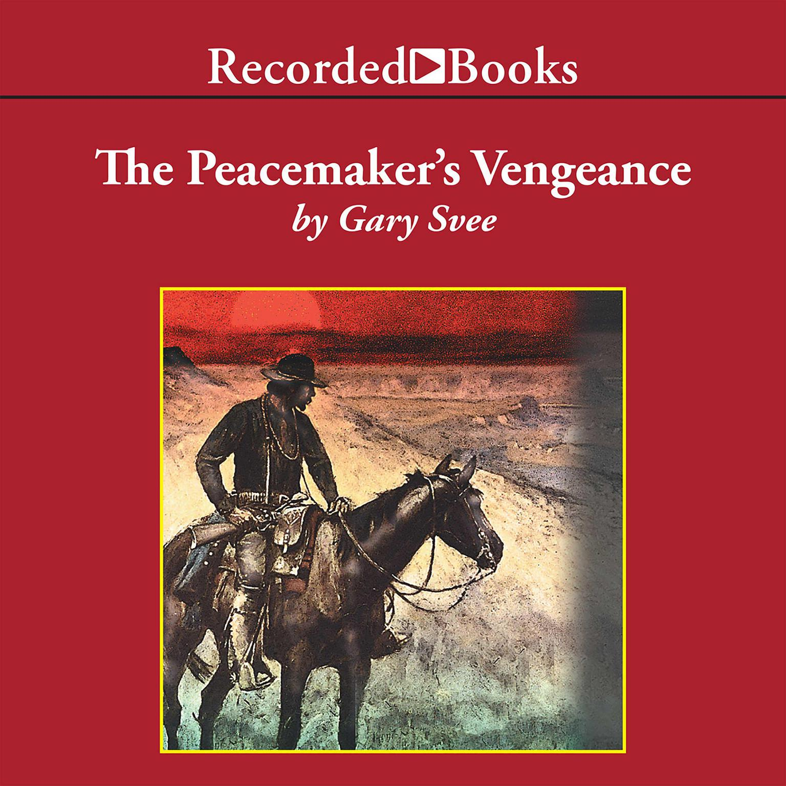 Printable The Peacemaker's Vengeance Audiobook Cover Art