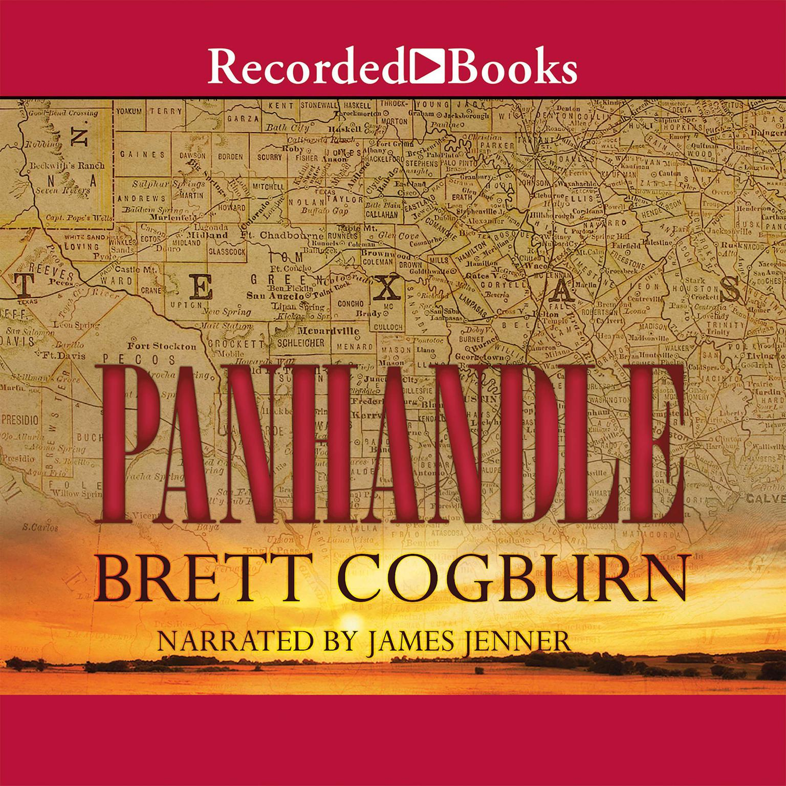 Printable Panhandle Audiobook Cover Art