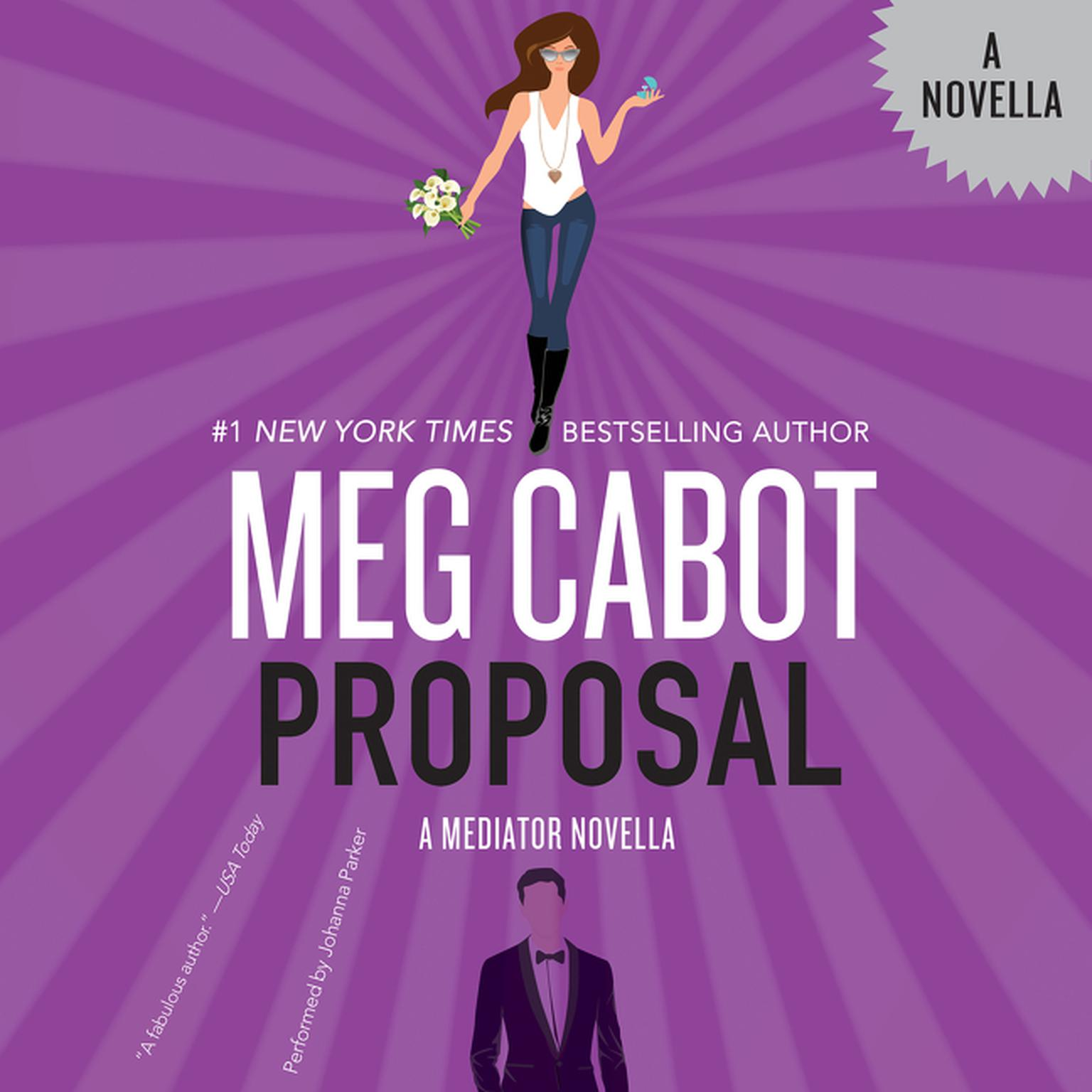 Printable Proposal: A Mediator Novella Audiobook Cover Art