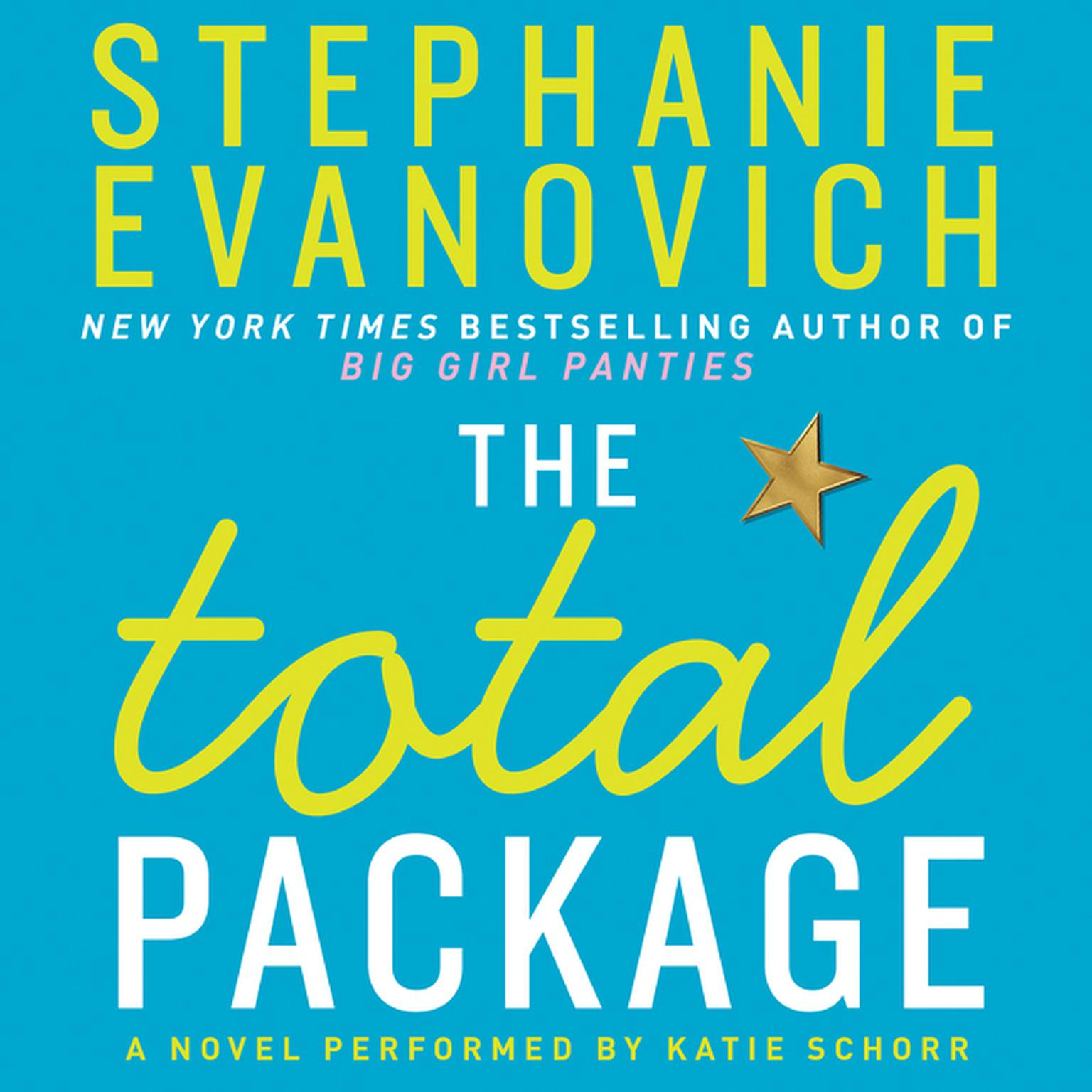 Printable The Total Package: A Novel Audiobook Cover Art