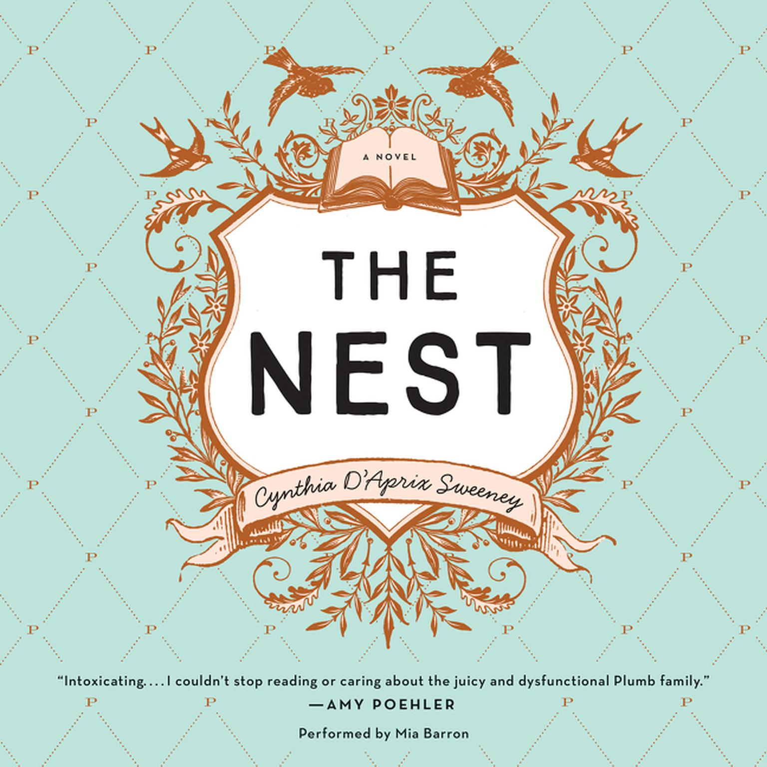 Printable The Nest Audiobook Cover Art