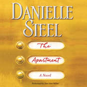 The Apartment Audiobook, by Danielle Steel