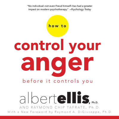 How to Control Your Anger before It Controls You Audiobook, by