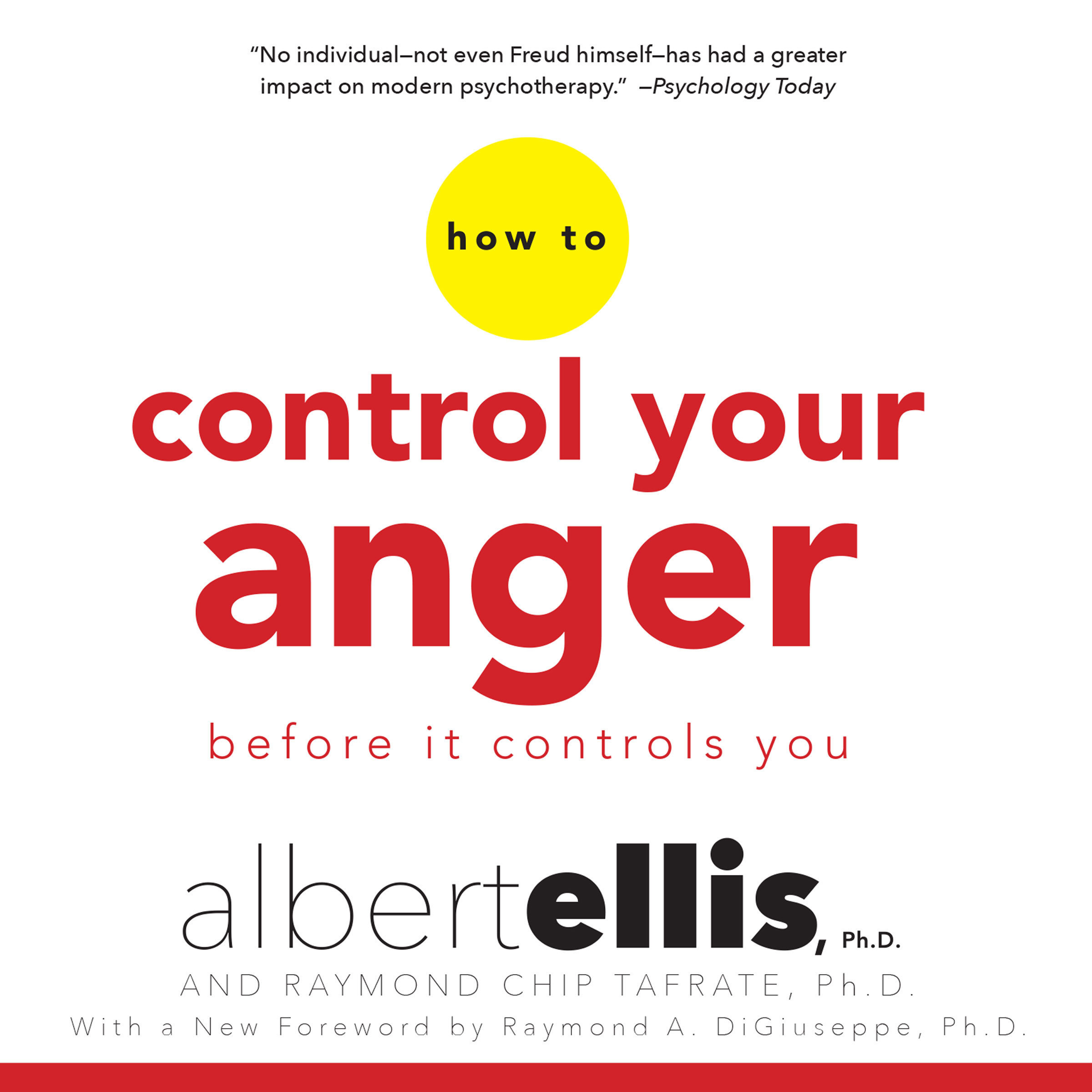 Printable How to Control Your Anger before It Controls You Audiobook Cover Art