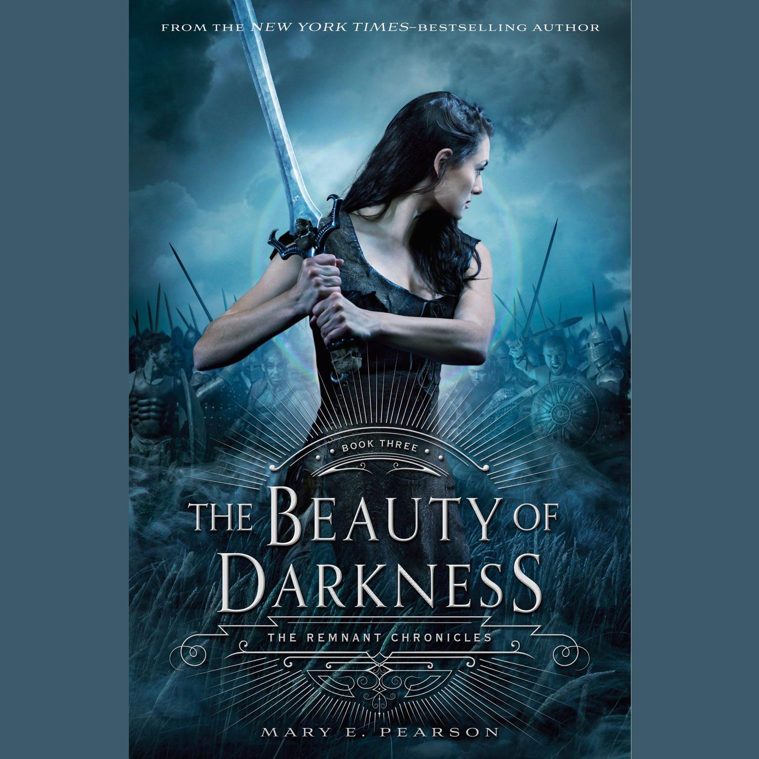 Printable The Beauty of Darkness Audiobook Cover Art