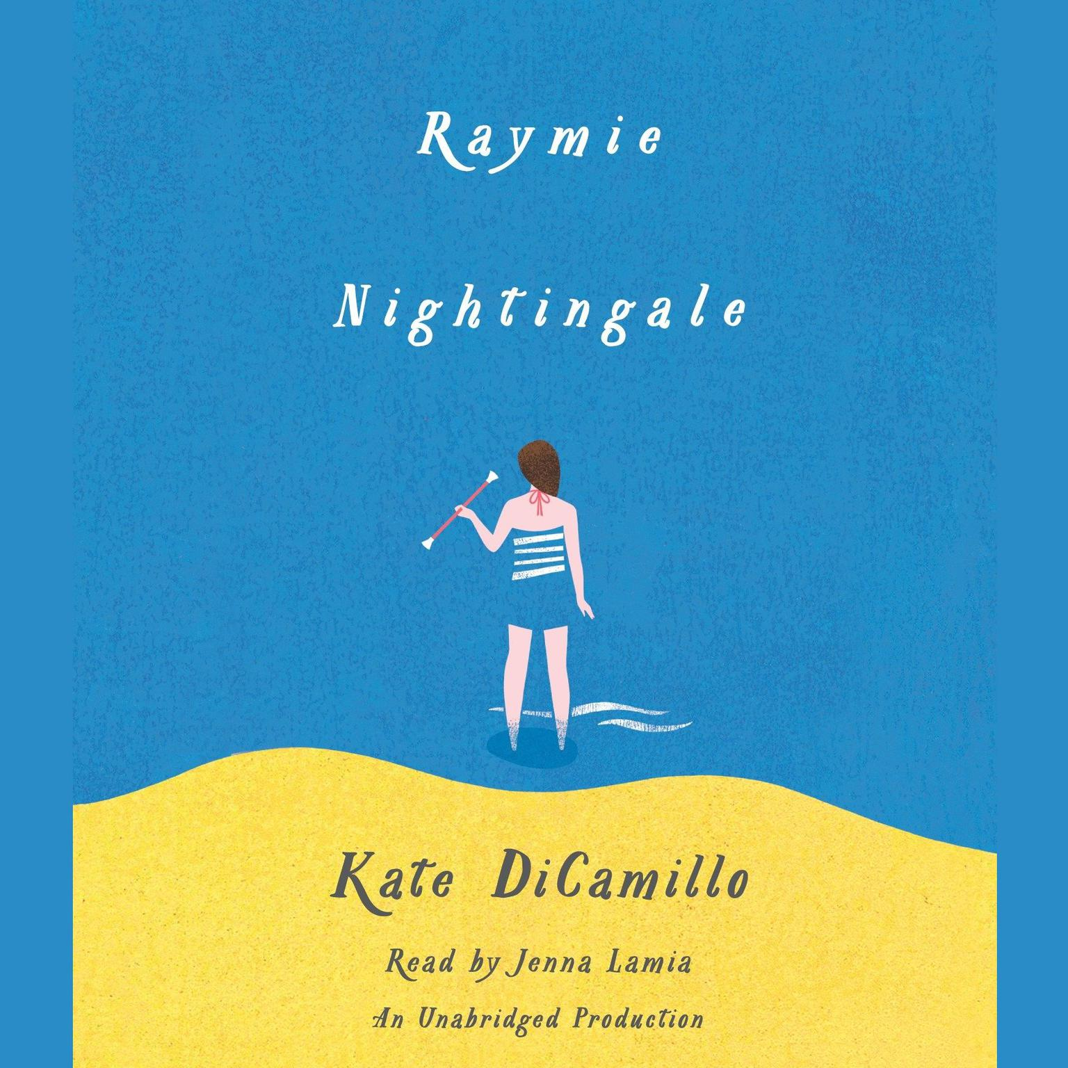 Printable Raymie Nightingale Audiobook Cover Art